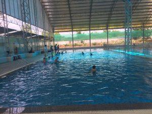 Hồ bơi Trường học Sao Việt Gia Lai