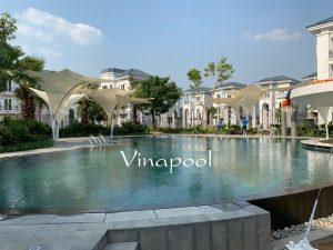 Hồ bơi CLub House Sol Villas
