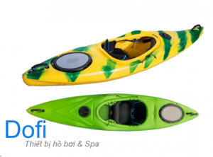 Thuyền Kayak một chỗ ngồi - DH-GK09