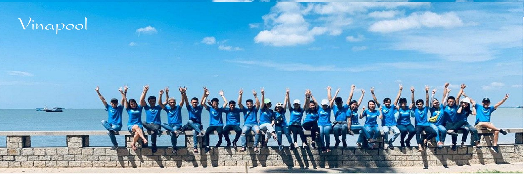 Vinapool team