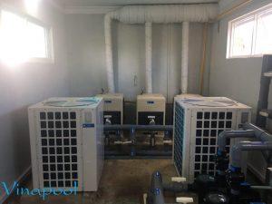 Máy bơm nhiệt heat pump là gì và ưu điểm của nó