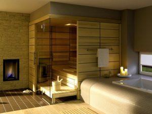 35 mẫu phòng xông hơi phong cách cho ngồi nhà bạn
