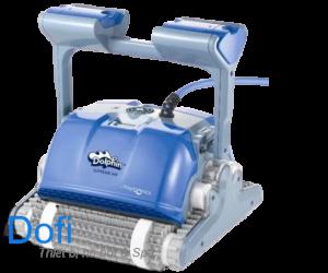 Robot vệ sinh hồ bơi Dolphin Supreme M400 CB